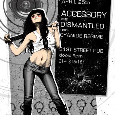 Accessory: Underbeat Tour