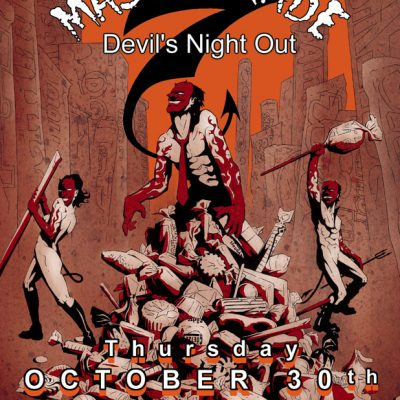 Masquerade 7: Devil's Night Out