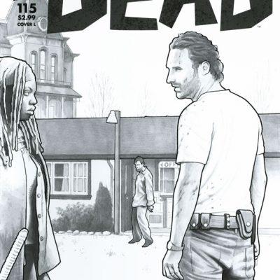 Walking Dead – Psycho