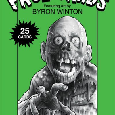 FACE CARDS: ZOMBIES
