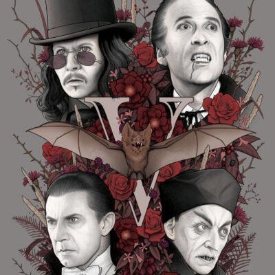 The Four Vampires