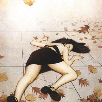 Tragedy of a Leaf